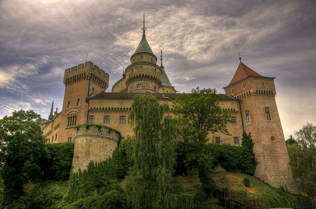 Bojnice Castle is a castle in Bojnice, Slovakia. The castle is renowned for its attractions, including the popular Castle Fairytale, the International...