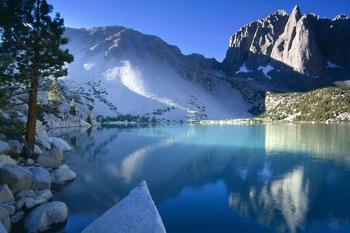 Turquoise Lake, The Sierra Nevada, California