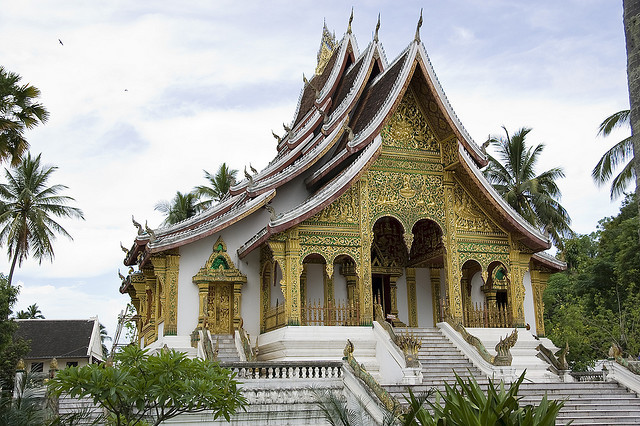 by Victor SCY on Flickr.Haw Kham Royal Palace - Luang Prabang, Laos.