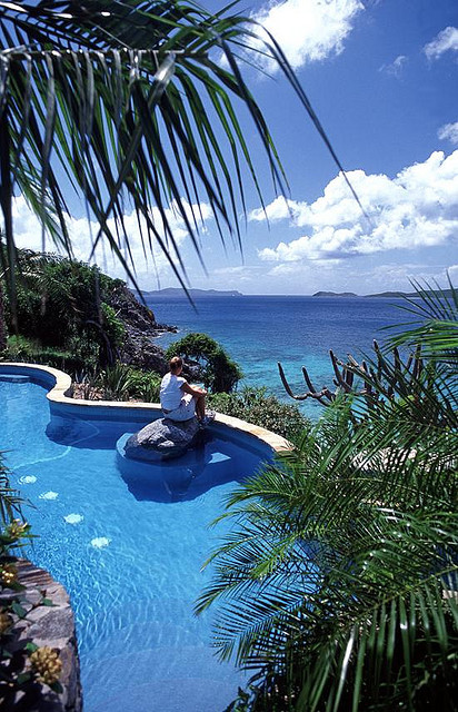 Little Dix Bay, a deluxe resort in British Virgin Islands